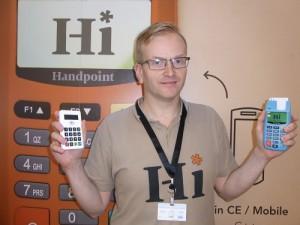 Handpoint CFO&Co-Founder Thordur H.Thorarinsson氏